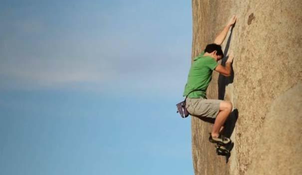 Έχετε αναρωτηθεί ποτέ πως φωτογραφίζουν τους ορειβάτες; (4)