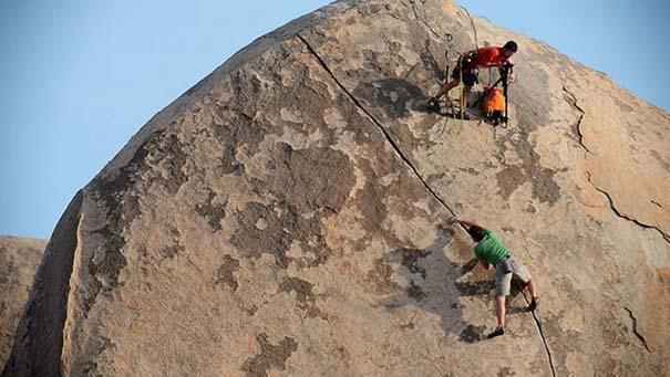 Έχετε αναρωτηθεί ποτέ πως φωτογραφίζουν τους ορειβάτες; (6)