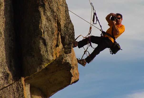 Έχετε αναρωτηθεί ποτέ πως φωτογραφίζουν τους ορειβάτες; (8)