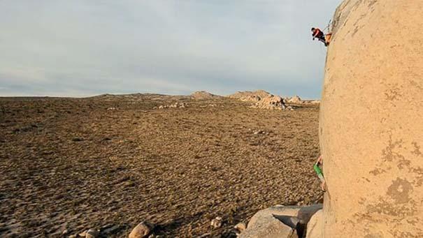 Έχετε αναρωτηθεί ποτέ πως φωτογραφίζουν τους ορειβάτες; (10)