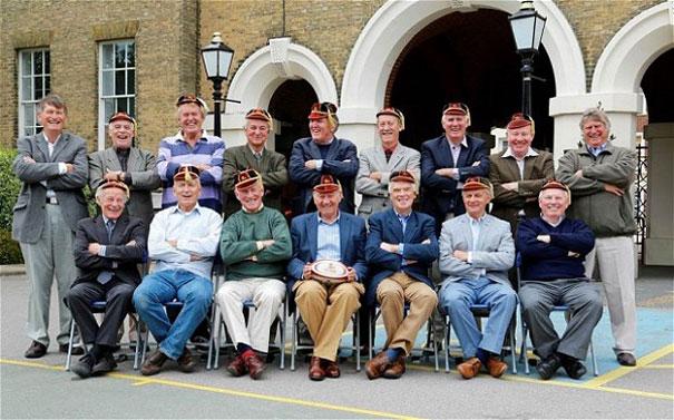 Σχολικό re-union μετά από 50 χρόνια (2)