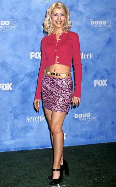 Η σοκαριστική αλλαγή της Christina Aguilera από το 1999 μέχρι σήμερα (1)