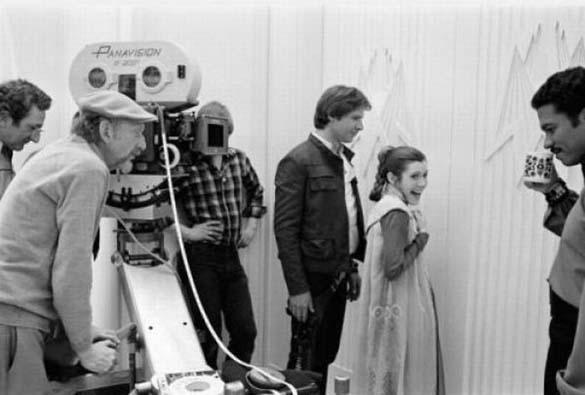 Σπάνιες φωτογραφίες από τα γυρίσματα κλασσικών ταινιών (6)