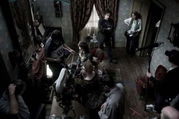 Σπάνιες φωτογραφίες από τα γυρίσματα κλασσικών ταινιών (9)