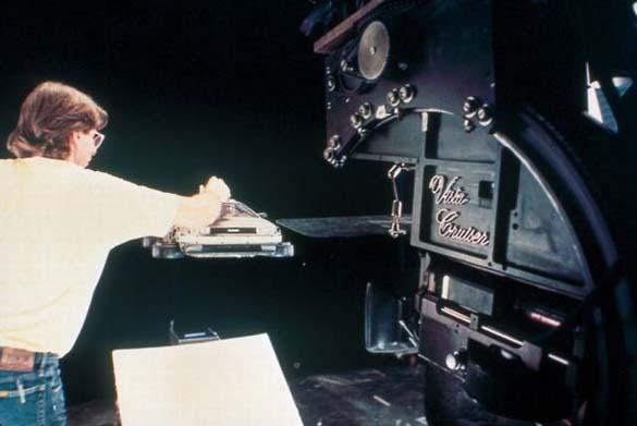Σπάνιες φωτογραφίες από τα γυρίσματα κλασσικών ταινιών (10)