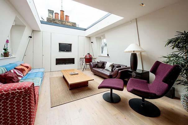 Σπίτι με ανακλινόμενη γυάλινη οροφή (8)