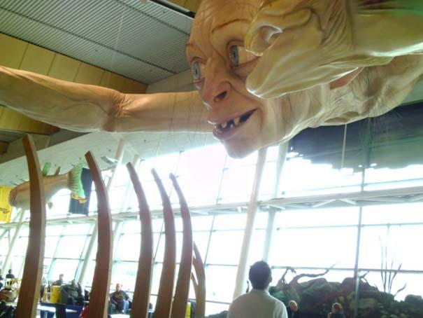 «Τρομακτική» διακόσμηση σε αεροδρόμιο της Νέας Ζηλανδίας (6)