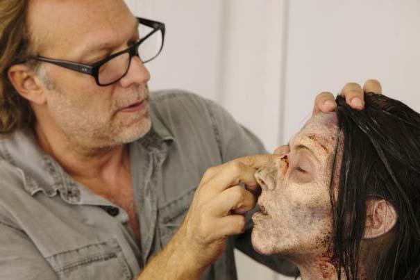 Η δημιουργία ενός ζόμπι για την σειρά «The Walking Dead» (5)