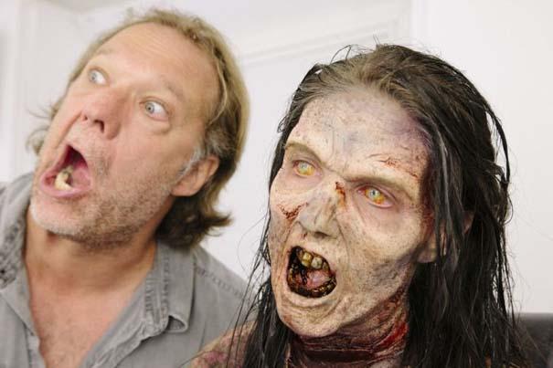 Η δημιουργία ενός ζόμπι για την σειρά «The Walking Dead» (7)