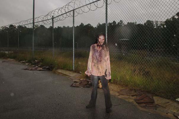 Η δημιουργία ενός ζόμπι για την σειρά «The Walking Dead» (8)