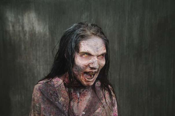 Η δημιουργία ενός ζόμπι για την σειρά «The Walking Dead» (9)