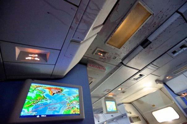 Αεροπλάνο σε κενό αέρος (3)