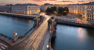 Η Αγία Πετρούπολη σε μοναδικές φωτογραφίες
