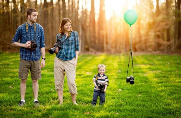 Δημιουργικοί τρόποι για να ανακοινώσετε πως περιμένετε παιδί (1)