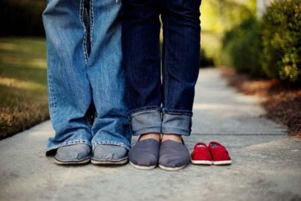 Δημιουργικοί τρόποι για να ανακοινώσετε πως περιμένετε παιδί (2)