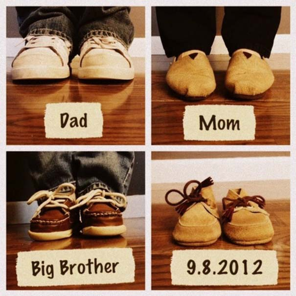 Δημιουργικοί τρόποι για να ανακοινώσετε πως περιμένετε παιδί (3)