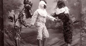 Ανεξήγητες ασπρόμαυρες φωτογραφίες #6