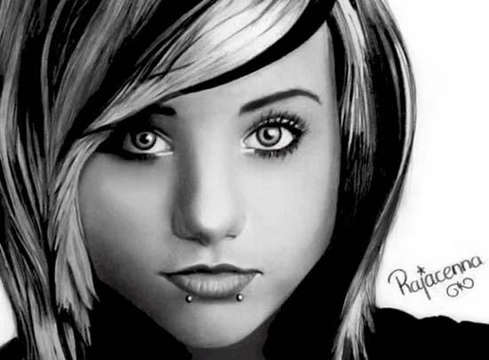 Απίστευτα ρεαλιστικά σκίτσα από την Rajacenna (27)