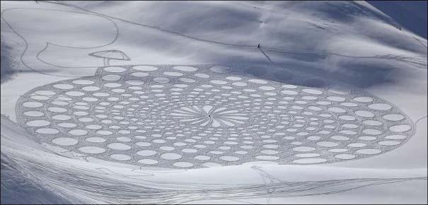 Απίστευτα σχέδια μεγάλης κλίμακας στο χιόνι (25)