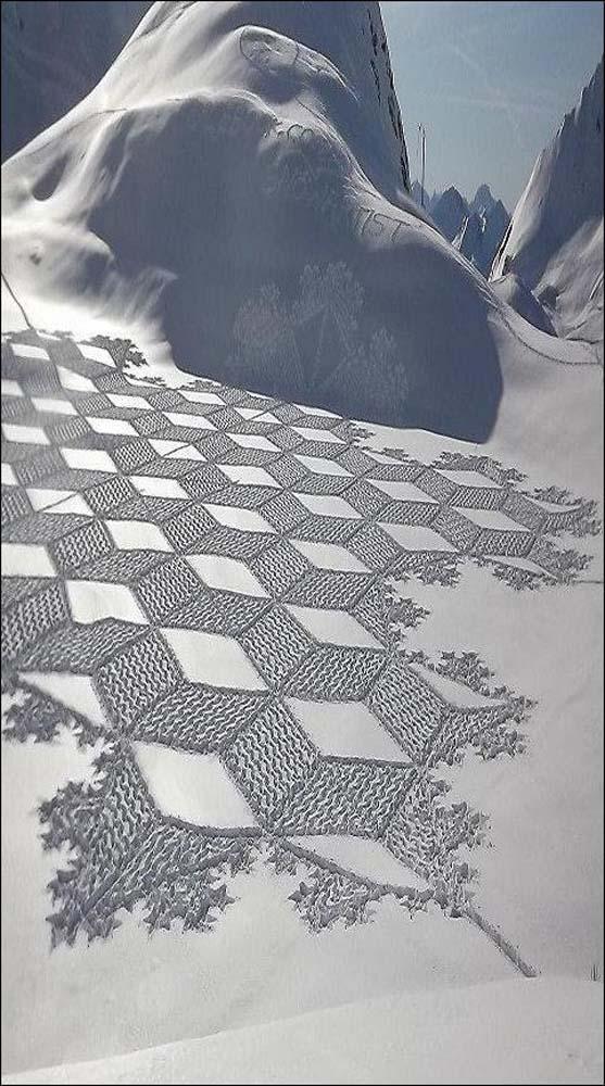 Απίστευτα σχέδια μεγάλης κλίμακας στο χιόνι (27)