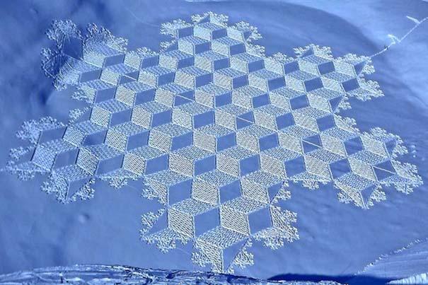 Απίστευτα σχέδια μεγάλης κλίμακας στο χιόνι (28)
