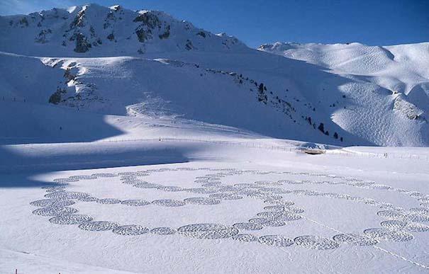 Απίστευτα σχέδια μεγάλης κλίμακας στο χιόνι (34)