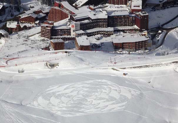 Απίστευτα σχέδια μεγάλης κλίμακας στο χιόνι (35)