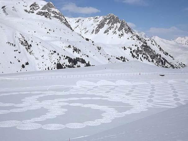 Απίστευτα σχέδια μεγάλης κλίμακας στο χιόνι (37)