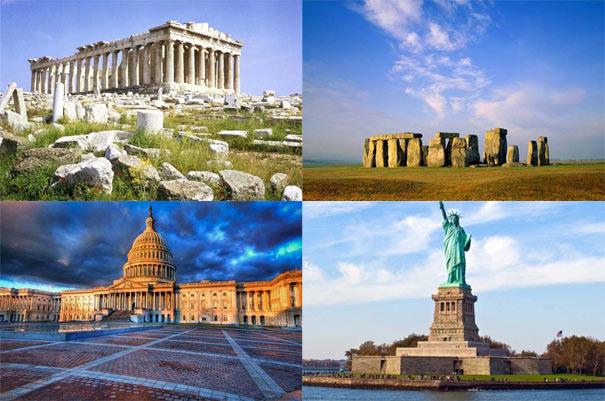Διάσημα μνημεία και οι... φθηνές απομιμήσεις τους (21)