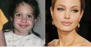 Διάσημοι σε νεαρή ηλικία και τώρα #22