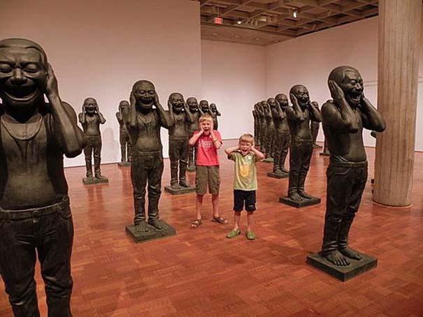 Διασκεδάζοντας... στο μουσείο (2)