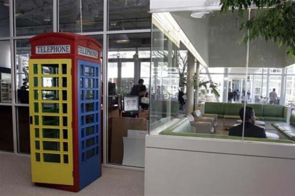 Η δουλειά στα γραφεία της Google είναι... διασκέδαση (1)