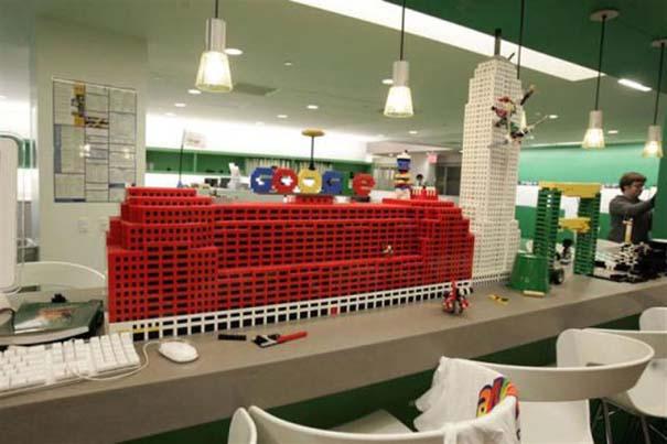 Η δουλειά στα γραφεία της Google είναι... διασκέδαση (14)