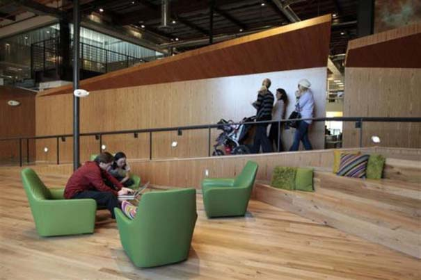 Η δουλειά στα γραφεία της Google είναι... διασκέδαση (24)