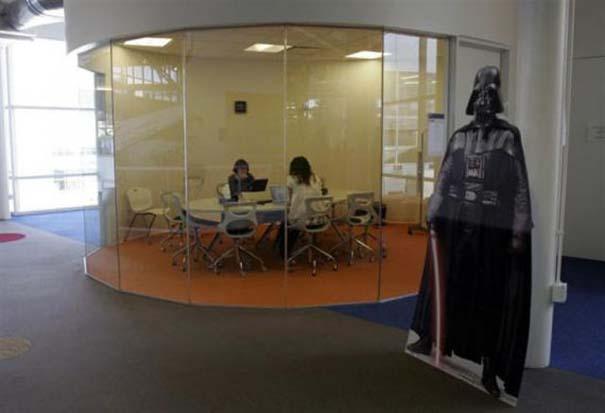 Η δουλειά στα γραφεία της Google είναι... διασκέδαση (25)