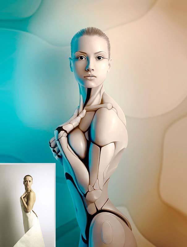 Εκπληκτικές μεταμορφώσεις με το Photoshop (2)