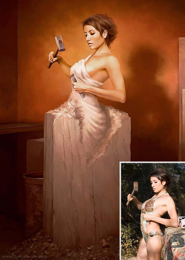 Εκπληκτικές μεταμορφώσεις με το Photoshop (8)