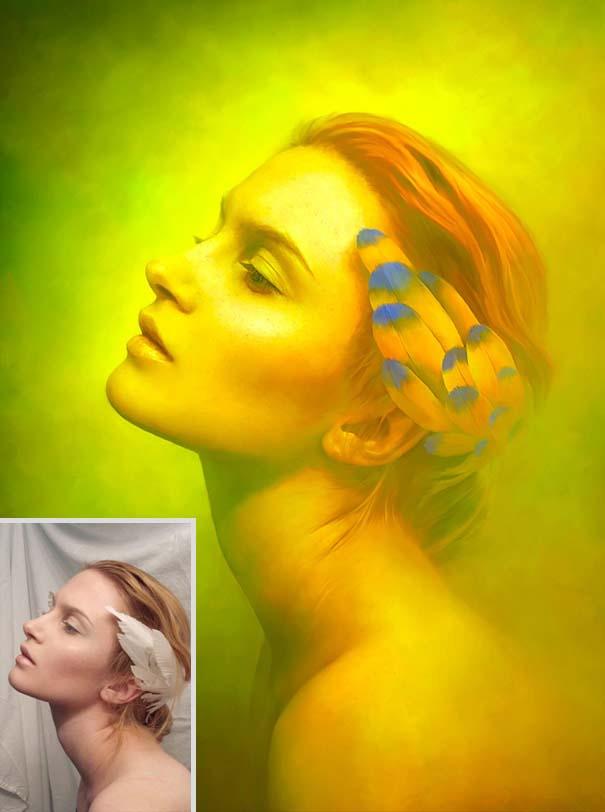 Εκπληκτικές μεταμορφώσεις με το Photoshop (10)