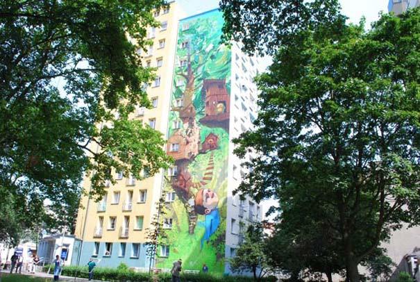 Εντυπωσιακά graffiti μεγάλης κλίμακας (14)