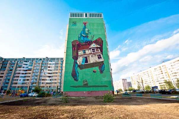 Εντυπωσιακά graffiti μεγάλης κλίμακας (17)