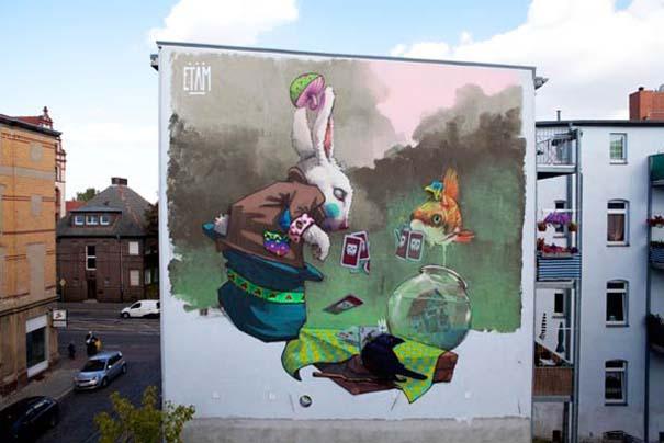 Εντυπωσιακά graffiti μεγάλης κλίμακας (18)