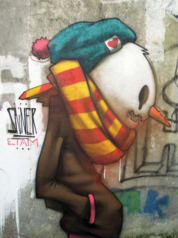 Εντυπωσιακά graffiti μεγάλης κλίμακας (23)