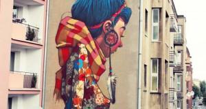 Εντυπωσιακά graffiti μεγάλης κλίμακας #4