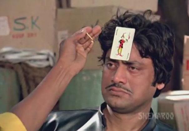 Επικός πρωταγωνιστής σε Ινδική ταινία