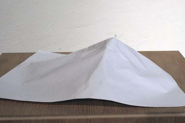 Απίστευτα έργα τέχνης με μια κόλλα χαρτί Α4 (2)