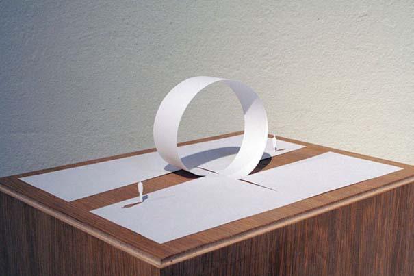 Απίστευτα έργα τέχνης με μια κόλλα χαρτί Α4 (5)