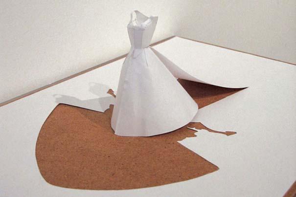 Απίστευτα έργα τέχνης με μια κόλλα χαρτί Α4 (8)