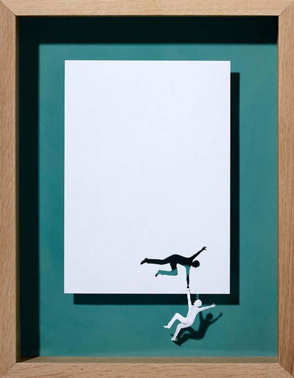 Απίστευτα έργα τέχνης με μια κόλλα χαρτί Α4 (10)