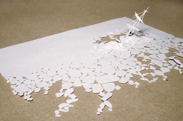 Απίστευτα έργα τέχνης με μια κόλλα χαρτί Α4 (16)