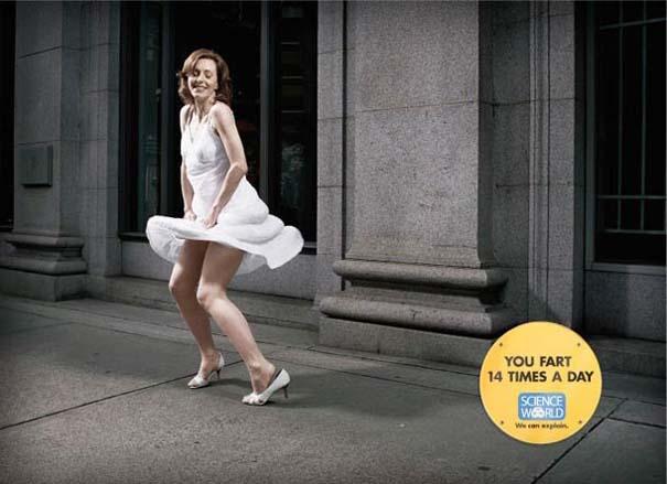 Έξυπνες διαφημίσεις δείχνουν πως η επιστήμη μπορεί να είναι διασκεδαστική (5)